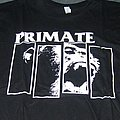 PRIMATE 'Bars' logo shirt