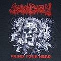 SQUASH BOWELS The Mass Rotting Tour shirt 2002