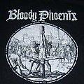 BLOODY PHOENIX crucifixion shirt