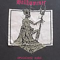 Hellhammer - TShirt or Longsleeve - HELLHAMMER the belgian Apocalyptic Raids shirt