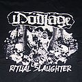 DÖDLÄGE Ritual Slaughter shirt