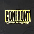 Confront - TShirt or Longsleeve - CONFRONT Cleveland Straight Edge shirt