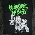 Municipal Waste - Patch - MUNICIPAL WASTE patches 2004-2005