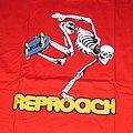 REPROACH (Bel) skater t-shirt