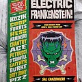 Electric Frankenstein - Other Collectable - ELECTRIC FRANKENSTEIN Punk Rock & Roll Poster Art Book