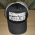 Agoraphobic Nosebleed - Other Collectable - Agoraphobic Nosebleed trucker hat