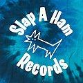 Slap A Ham Records - TShirt or Longsleeve - SLAP A HAM Records Logo Tie Dye shirt