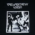 PARLAMENTARISK SODOMI Police Riot shirt with backprint