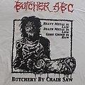 BUTCHER ABC Butchery By Chain Saw longsleeve