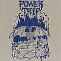 Power Trip - TShirt or Longsleeve - POWER TRIP white 'Demon' shirt