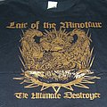 LAIR OF  THE MINOTAUR The Ultimate Destroyer shirt