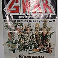 Gwar - Other Collectable - Tour Posters & Promo Posters, Hardcore, Metal 1994 - 1999