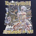 Iron Maiden - TShirt or Longsleeve - 'IRON ON' MAIDEN Somewhere In Time shirt