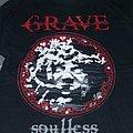 GRAVE Soulless longsleeve tour shirt