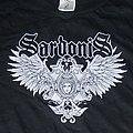 SARDONIS 2nd Logo shirt