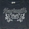 SARDONIS 1st Logo shirt