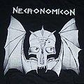 Necronomicon - TShirt or Longsleeve - NECRONOMICON  shirt with backprint