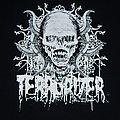 Terrorizer Magazine - TShirt or Longsleeve - Terrorizer Magazine 2sided shirt with Mark Riddick artwork