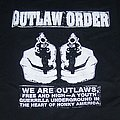 OUTLAW ORDER We Are Outlaws shirt