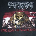Cancer - TShirt or Longsleeve - CANCER The Sins Of Mankind Tour 93 shirt