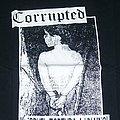 CORRUPTED cruel tortura a un nino shirt