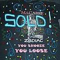 MACABRE Zodiac shirt