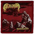 Gladiator - Designation (Woven Patch)