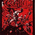 Patch - Kreator - Pleasure To Kill (Woven Back Patch)