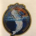Mastodon - Patch - Leviathan laser cut patch