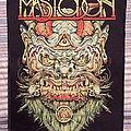 Mastodon - Patch - Mastodon back patch for vest #2
