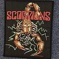 Scorpions vintage patch
