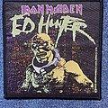 Iron Maiden Ed Hunter patch