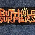Butthole Surfers patch