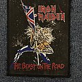 Iron Maiden Beast on the Road patch