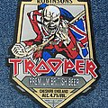 Iron Maiden - Patch - Iron Maiden Trooper Beer Patch