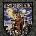 Iron Maiden - Patch - The British Are Coming