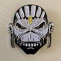 Iron Maiden - Pin / Badge - Eddie Shaman pin