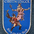Cirith Ungol - Patch - King of the Dead shield patch