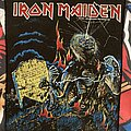 Iron Maiden - Patch - Live After Death Backpatch
