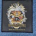 Iron Maiden - Patch - Iron Maiden Clairvoyant head patch
