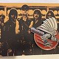 Judas Priest - Pin / Badge - Screaming for Vengeance pin