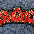 The Sword - Patch - The Sword logo patch