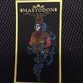 Mastodon - Patch - Mastodon woven Crack the Skye patch