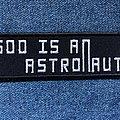 God Is An Astronaut - Patch - God Is An Astronaut logo patch