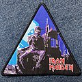 Iron Maiden 2 Minutes to Midnight triangle patch