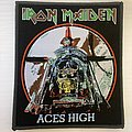 Iron Maiden - Patch - Aces High Woven Patch