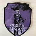Cirith Ungol - Patch - Forever Black