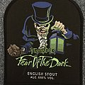 Iron Maiden Trooper Fear of the Dark English Stout patch