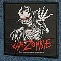 White Zombie - Patch - White Zombie patch