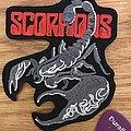 Scorpions bootleg patch